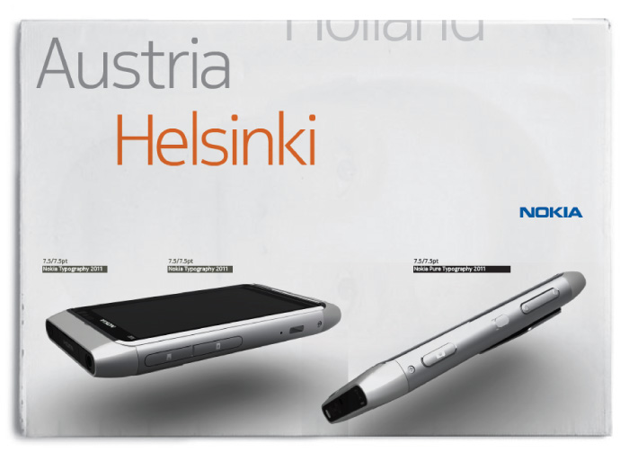Nokia packaging
