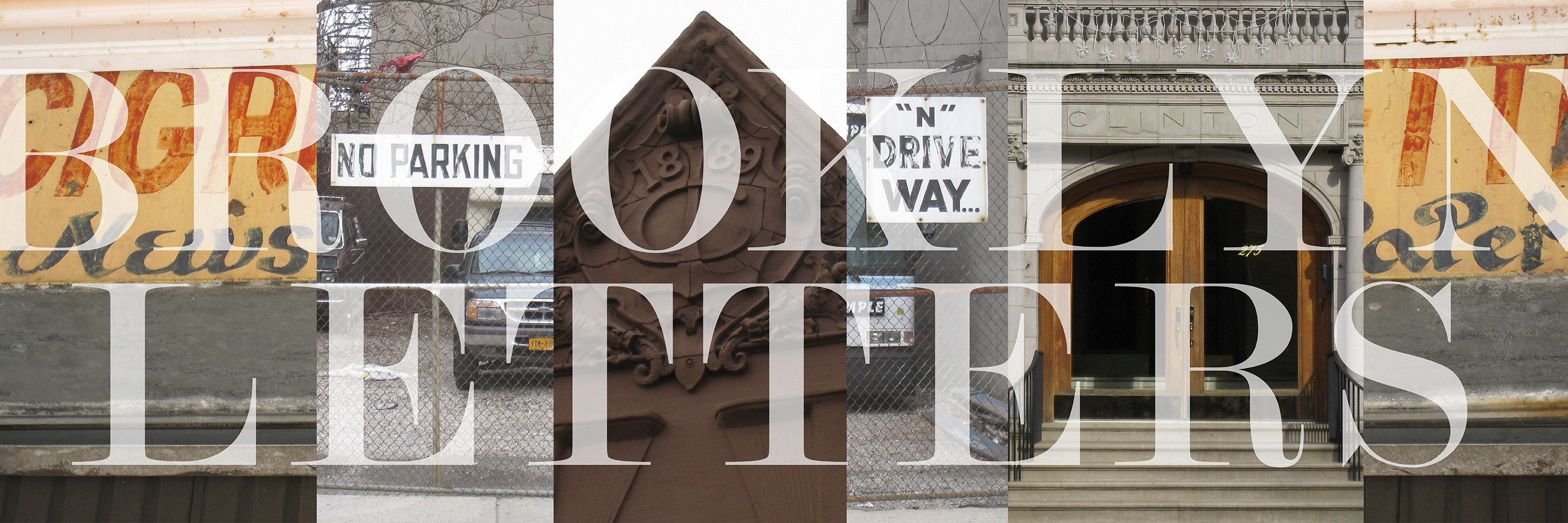 Walking Tour: Brooklyn Letters with Alex­ander Tochil­ovsky